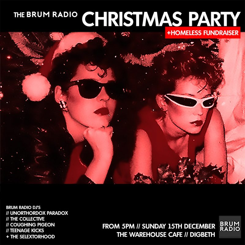 The Brum Radio Christmas Party